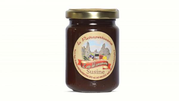CONFITURE DE SUSINE (prunes)